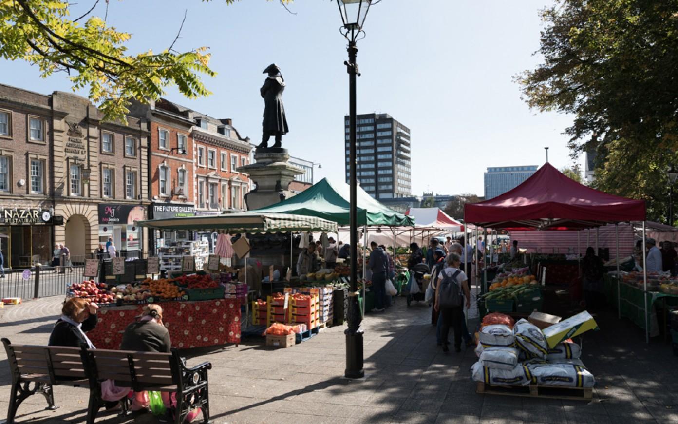 Bedford Market Square